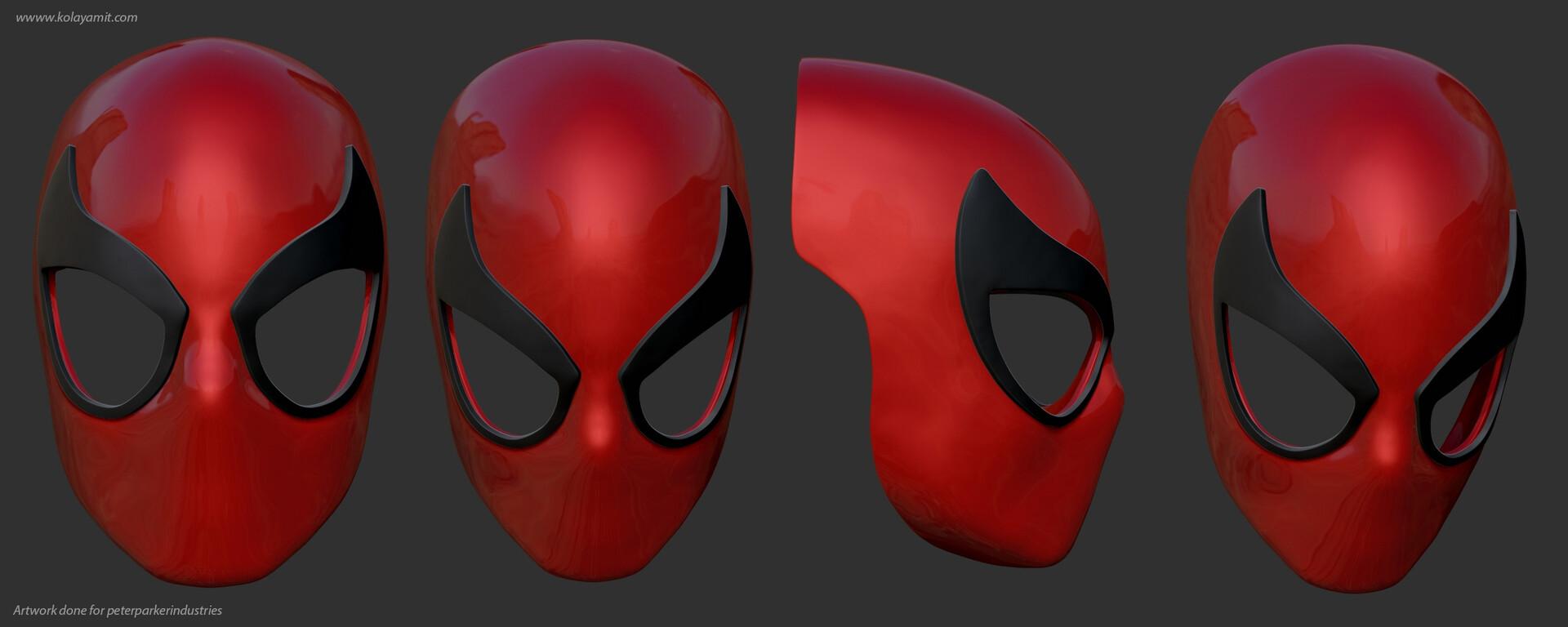 Amit kolay spidermanmask