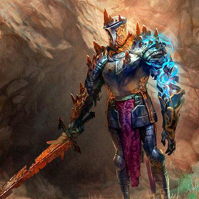 Svetlin velinov oathsworn knight