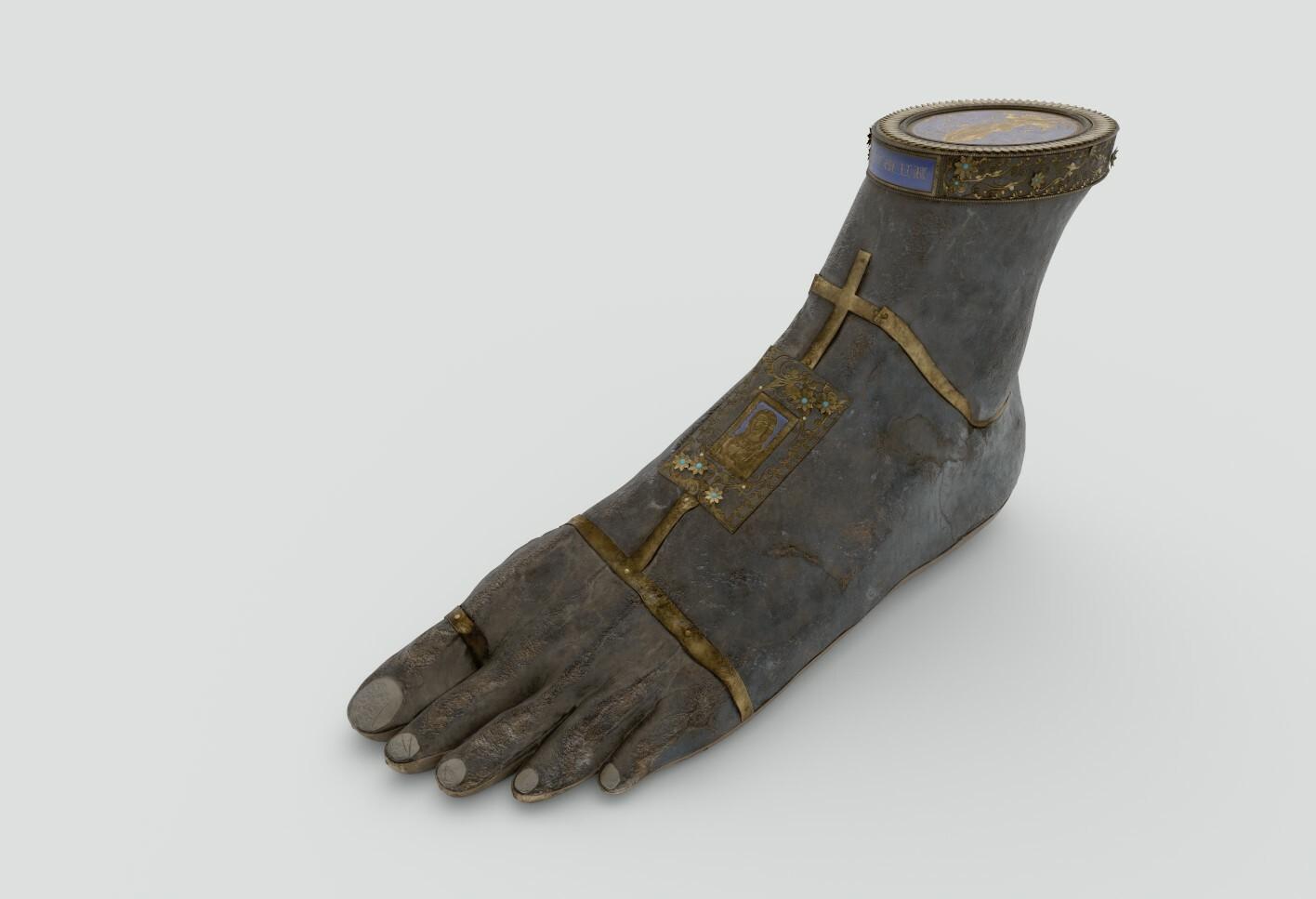 Nimue Foot