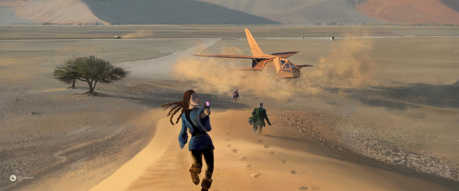 Xen's Mission