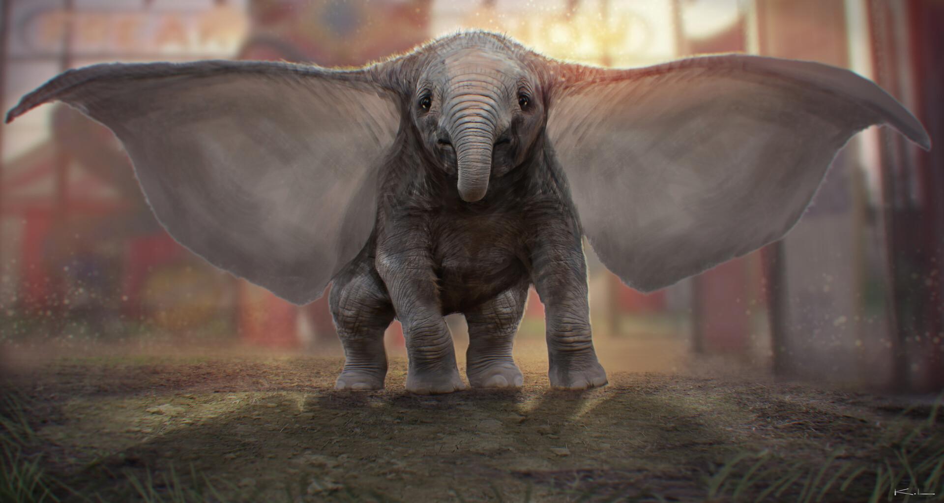 Karl Lindberg Dumbo 2019 Disney