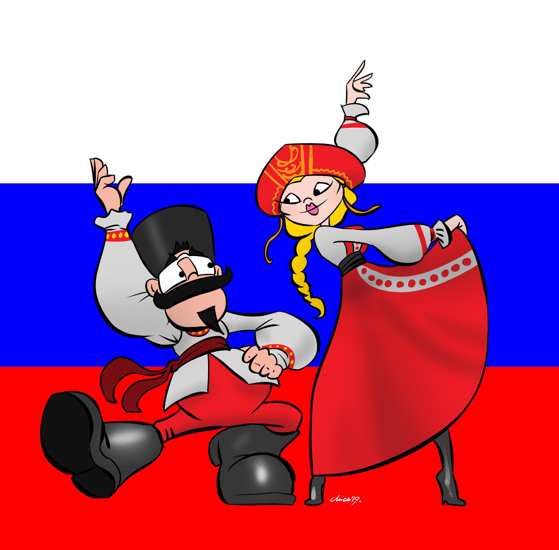 Russian joy