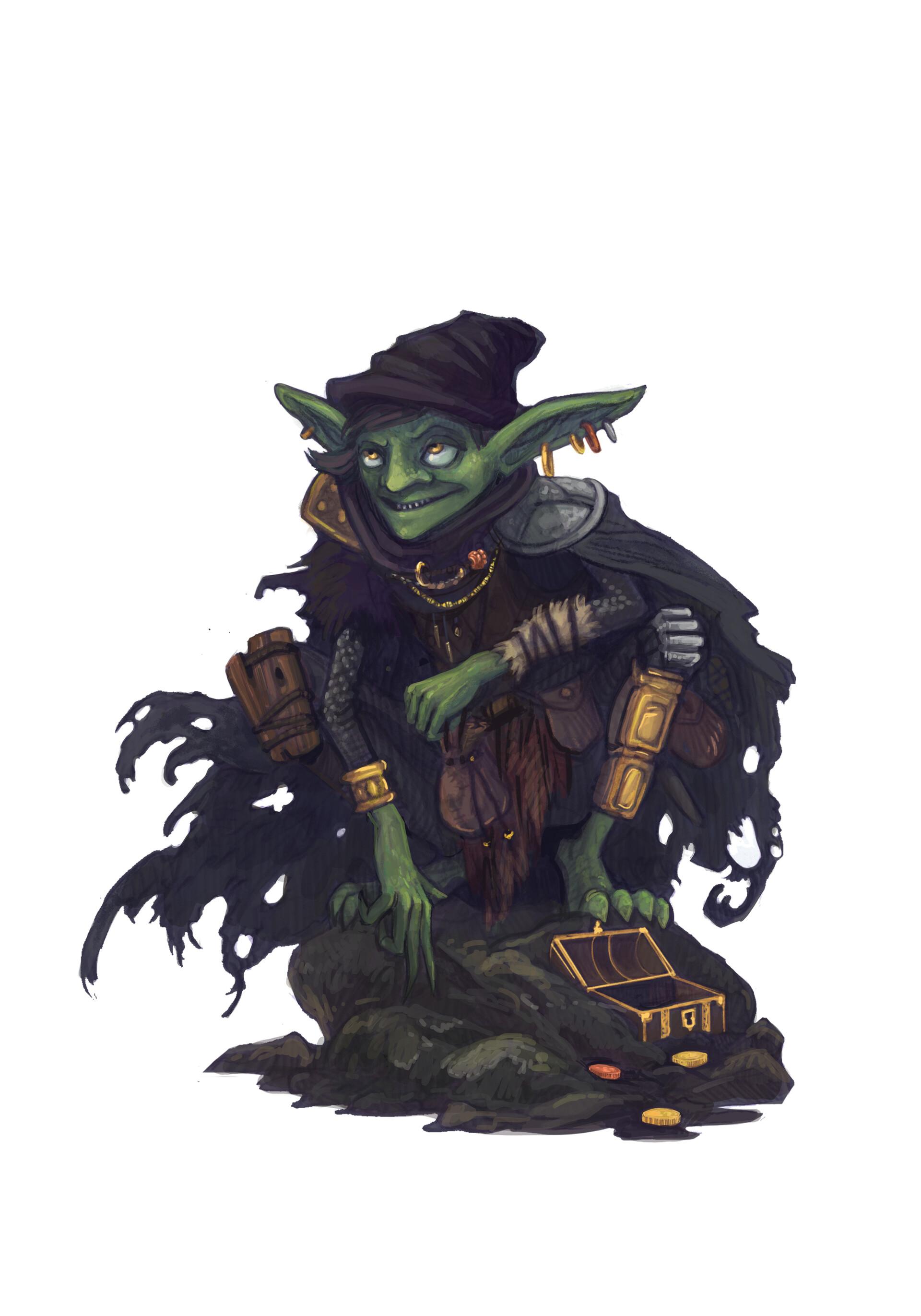 Tara williamson goblin