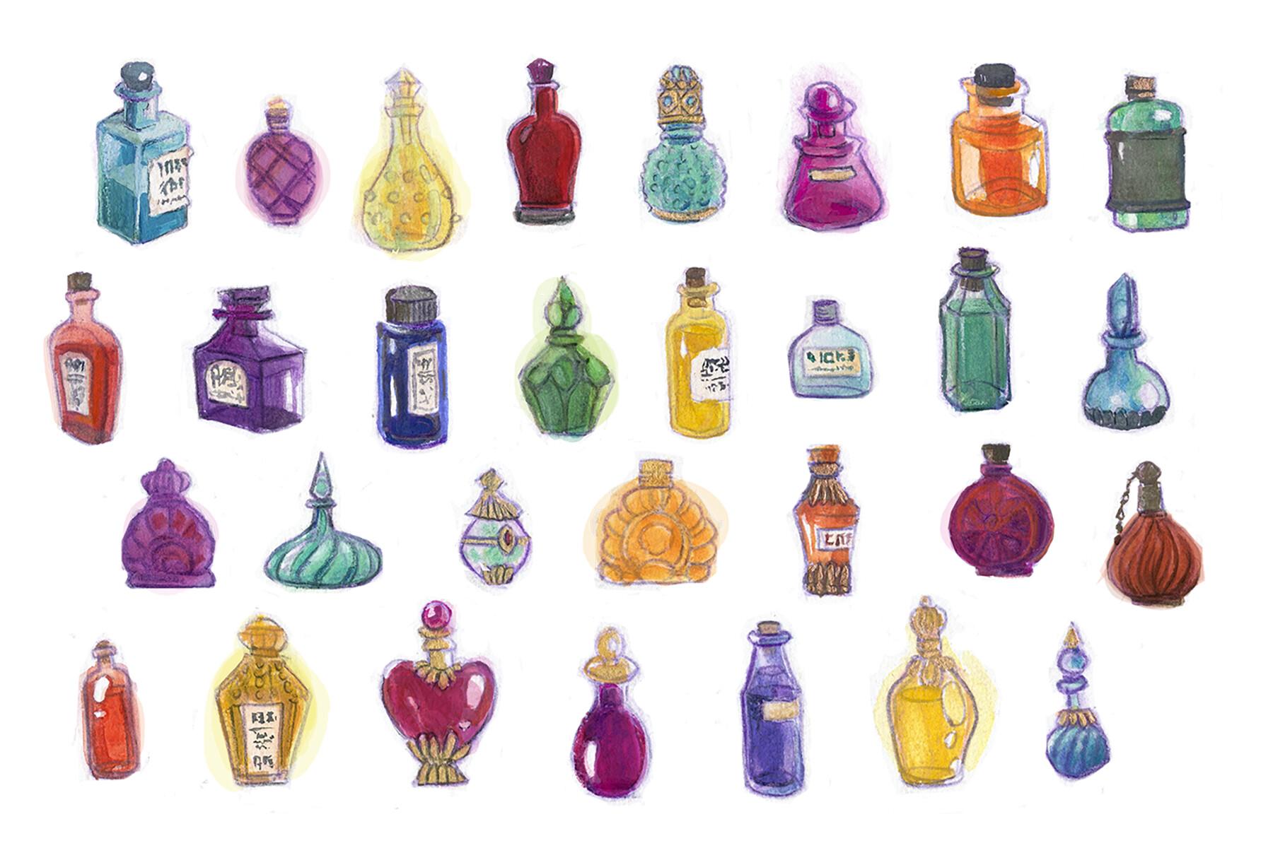 Tara williamson potions