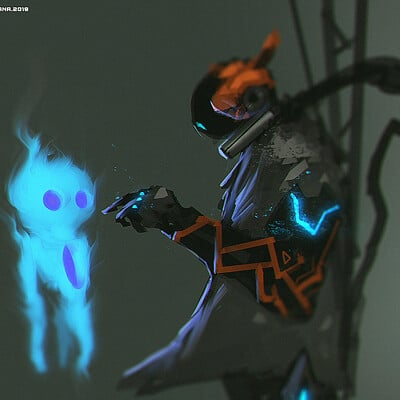 Benedick bana ghostly lores