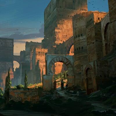 Raphael lacoste pop alhambra4