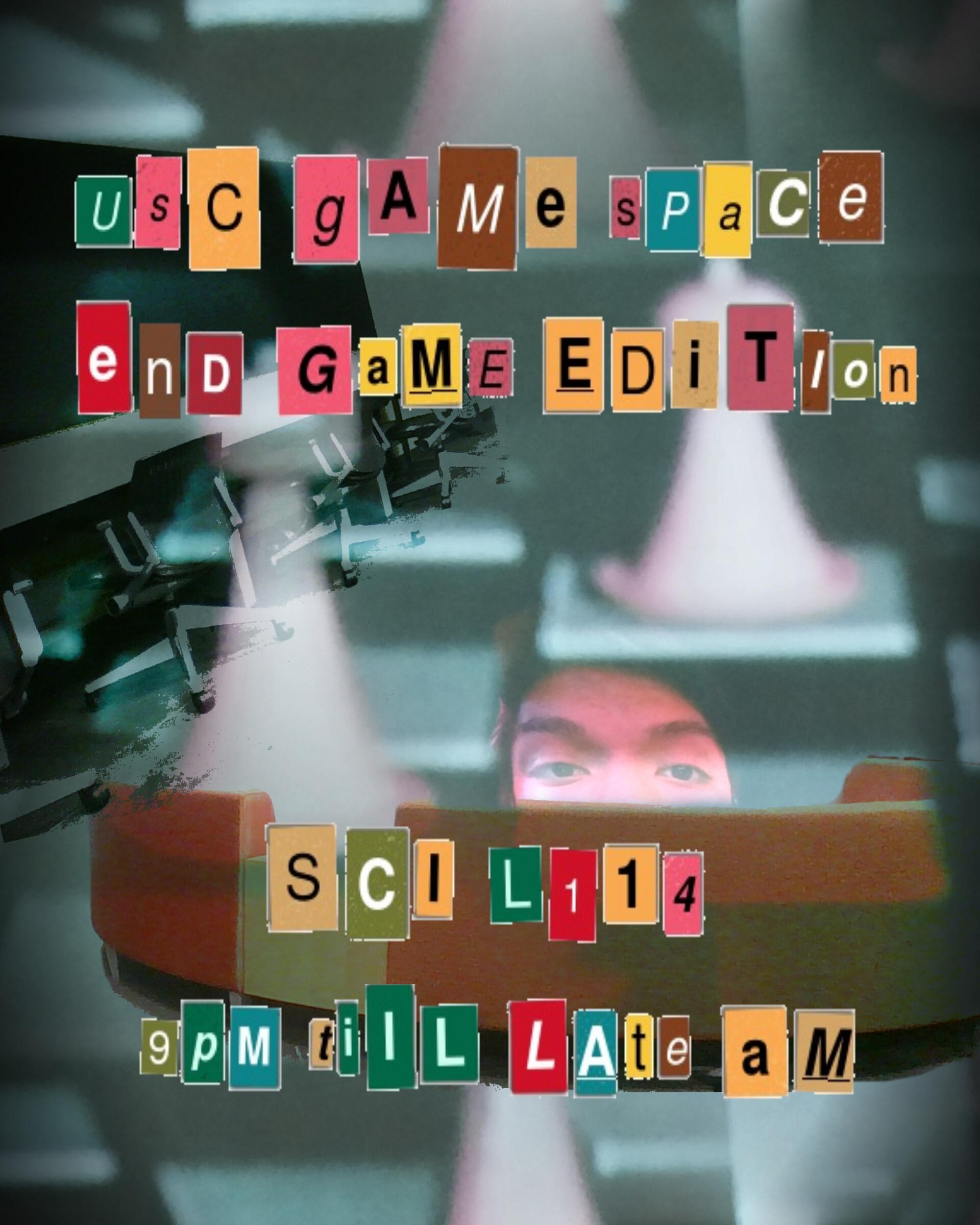 Steven harmon gamespaceposter22