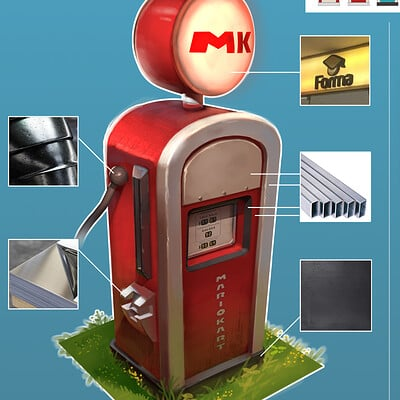 Matheus freitas gas pump material sheet