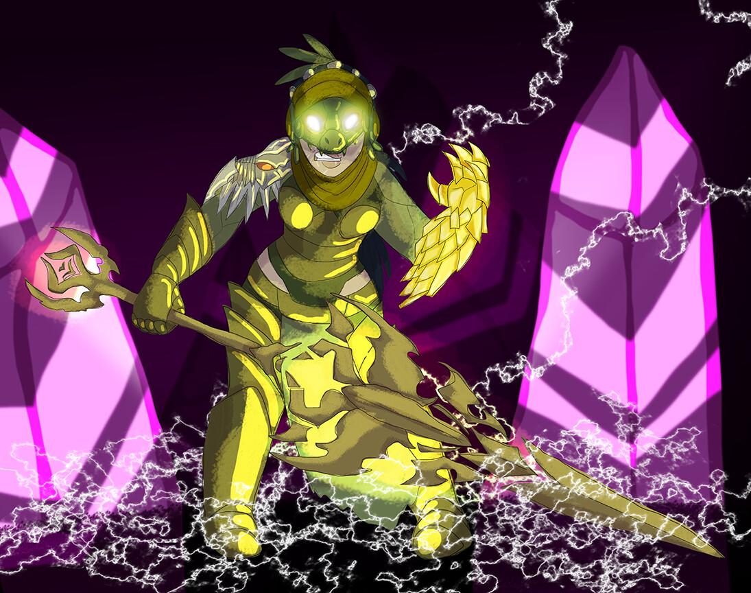 Norn Dragonhunter