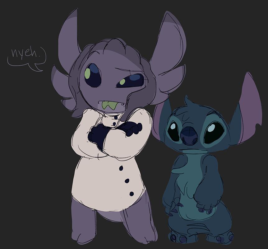Lilo & Stitch; OC Character