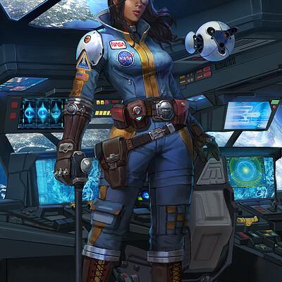 Joo astronut commander color08 s