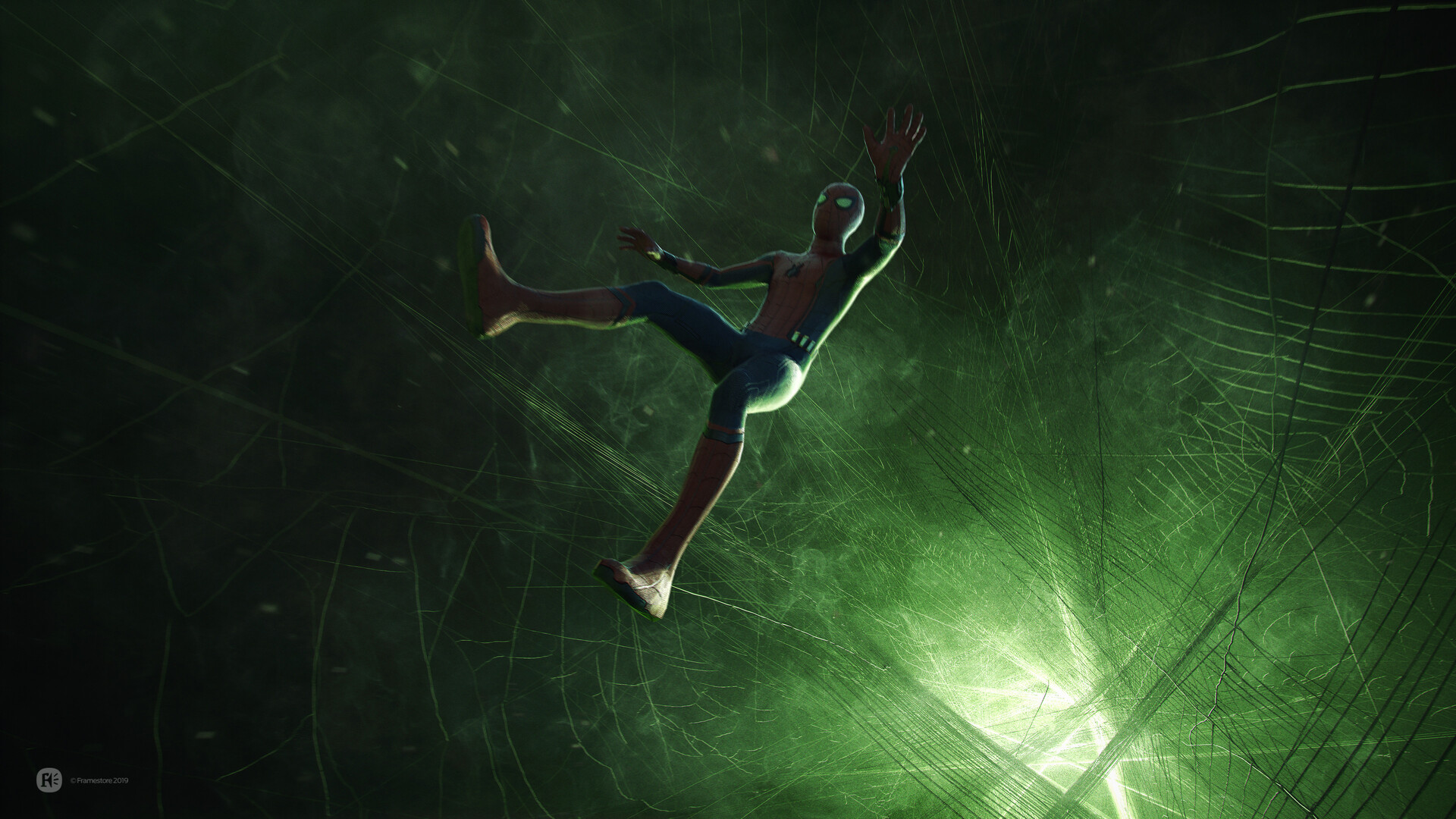 Spider-Man: Far From Home - Smoke Tunnel