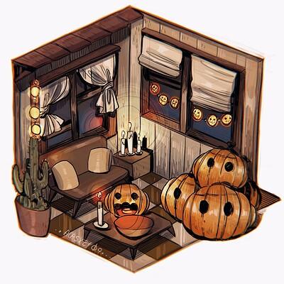Alasxe alejandra galadi leiva halloween