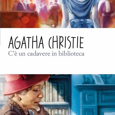 Francesca resta marple cover