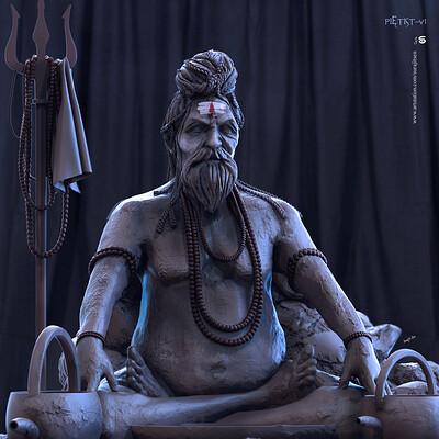 Surajit sen pietist v1 digital sculpture surajitsen sept2019