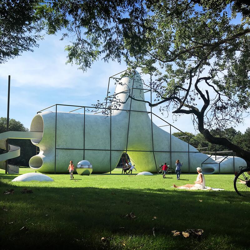 3D Beatrixpark kinderen spelen