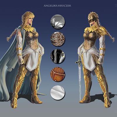 Angelika kruczek plansza 1 knight