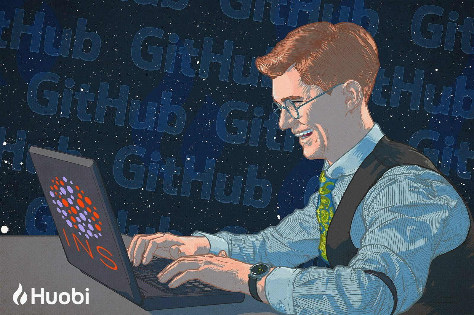Andy veilski huobi weekly report vol 28 ins was the most active project on github this week