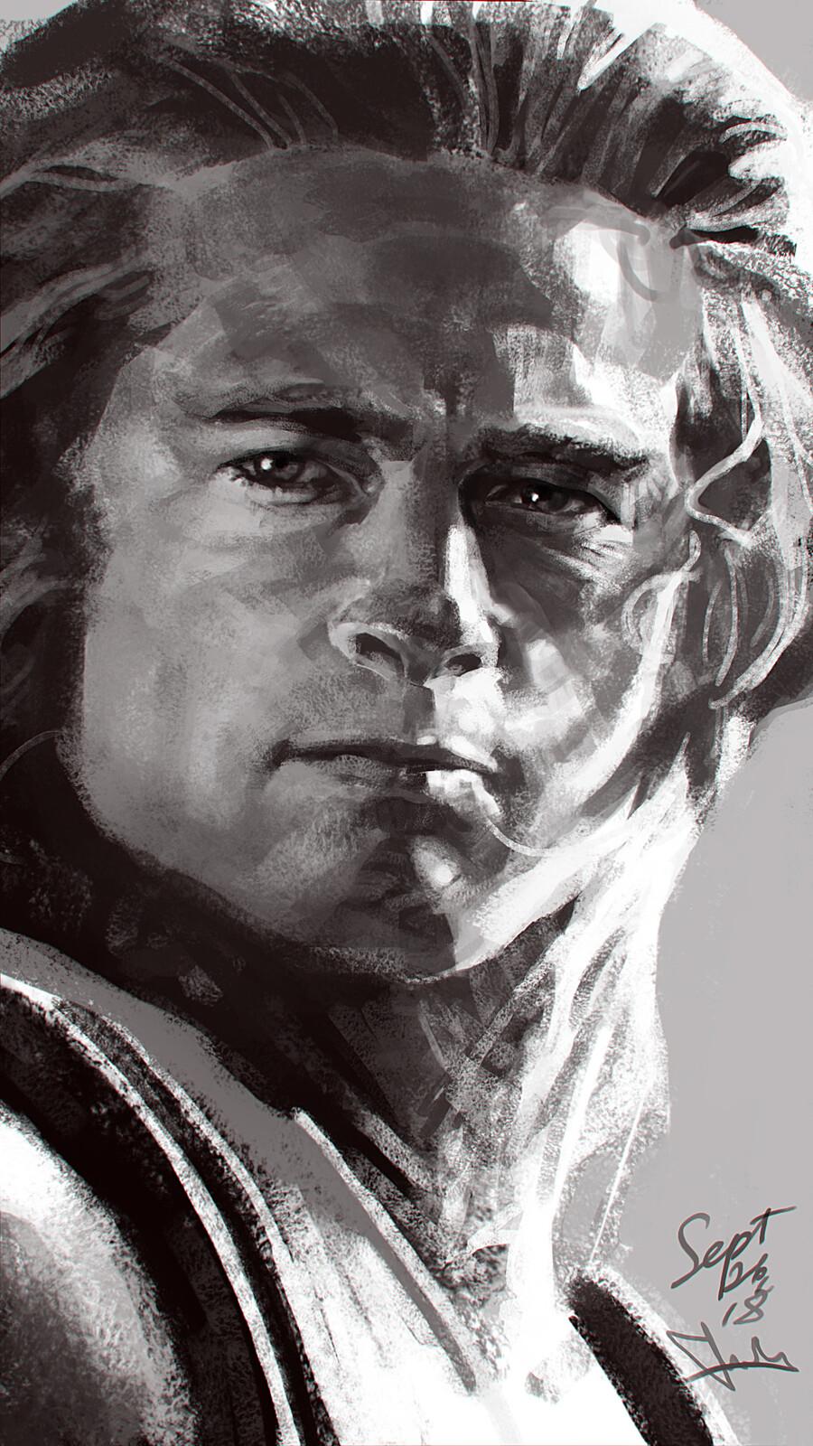 Brad Pitt - Achilles