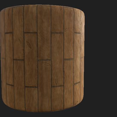 Gustavo cabrera clean wood planks