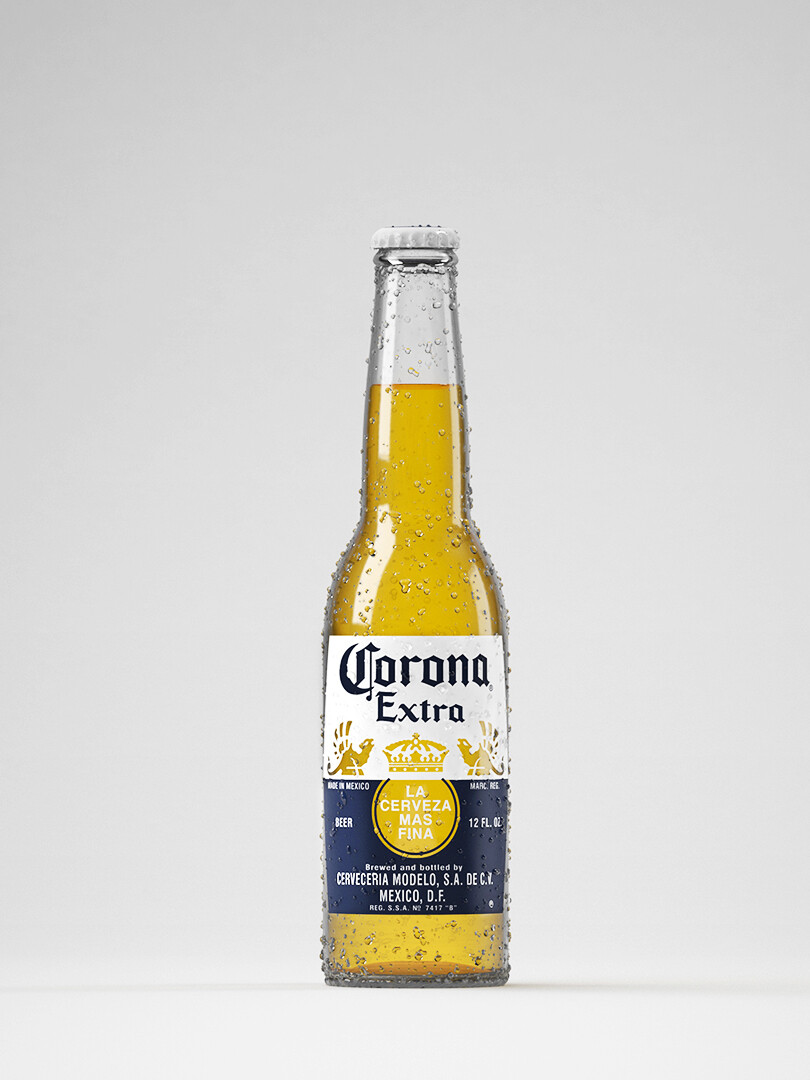 Corona Bottle