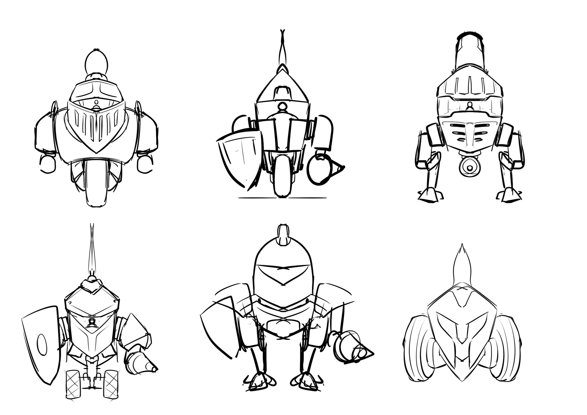 Jake bullock mech 01 sketches