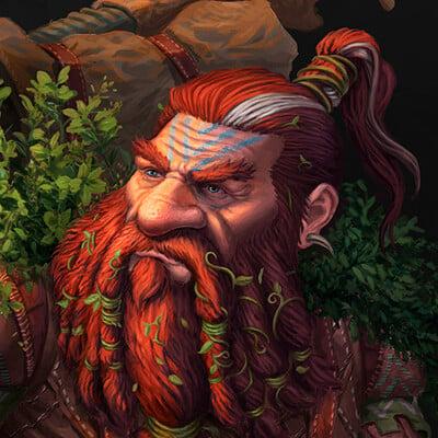 Rael dionisio druid dwarf 9