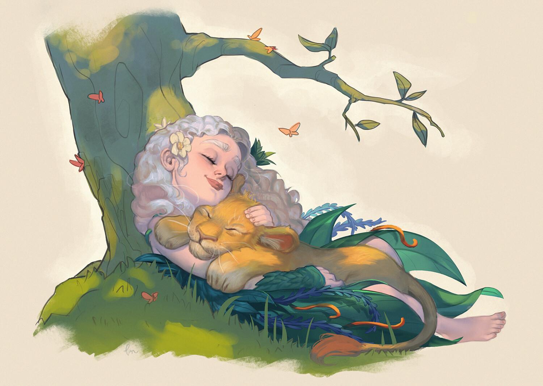 Caroline gariba leozito gariba