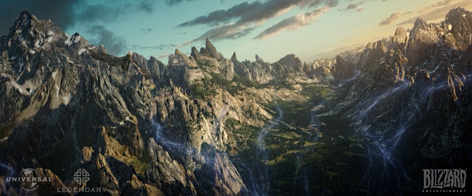 CG Environment Enhancements. A collaboration with other Generalists.