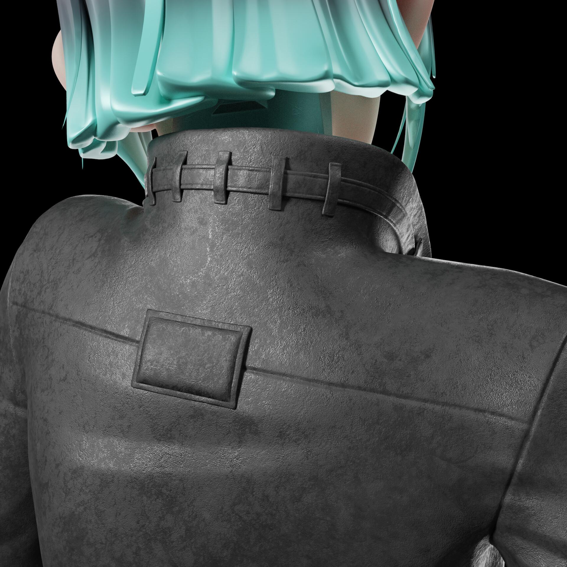 Sergi camprubi detail color render 07