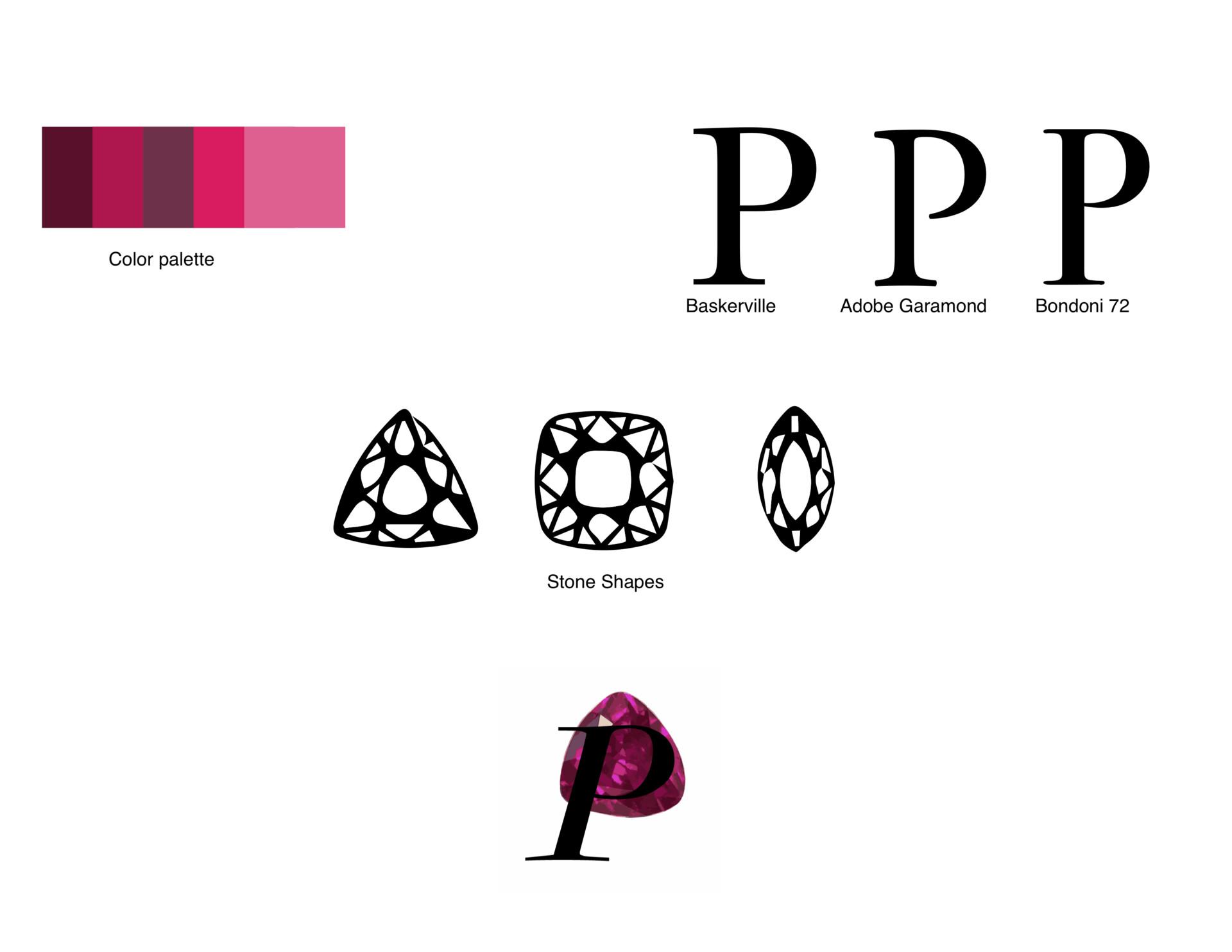 Randall mcnair pplogodesign set