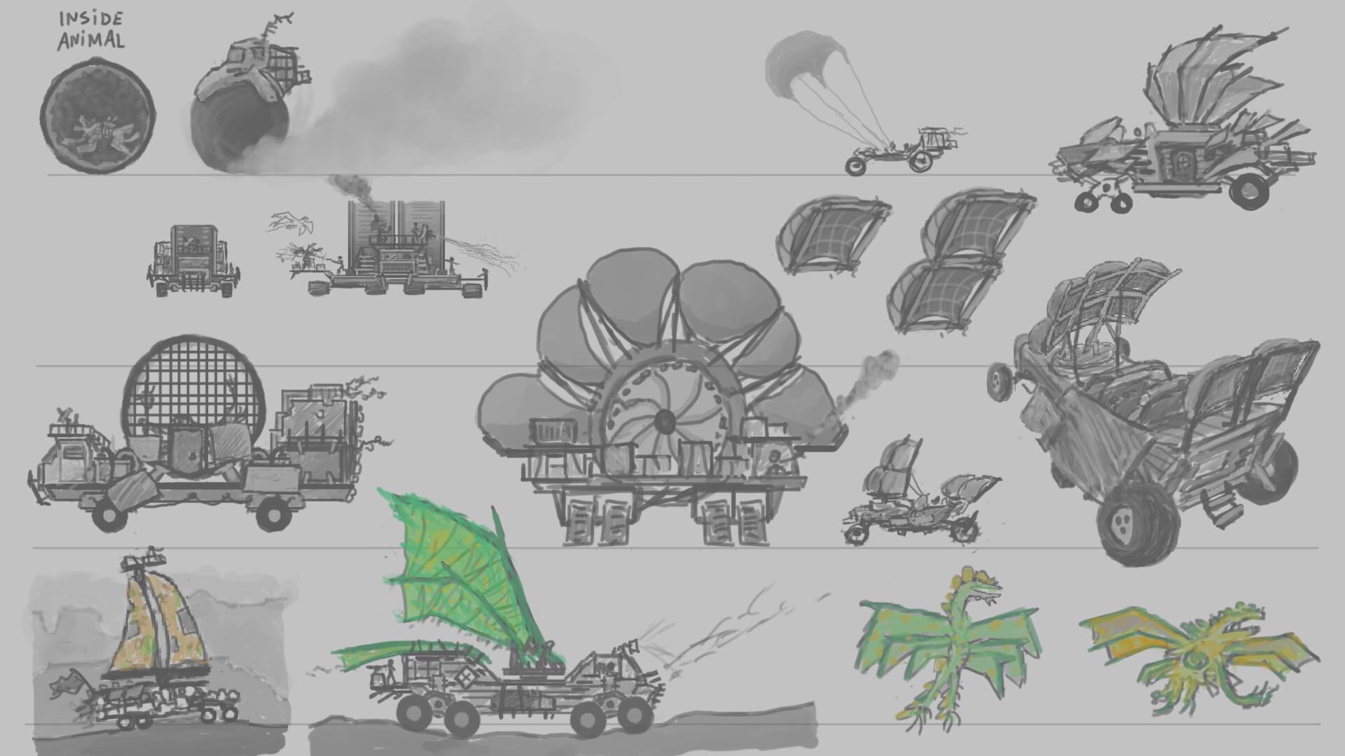 Alexander laheij doodle 24
