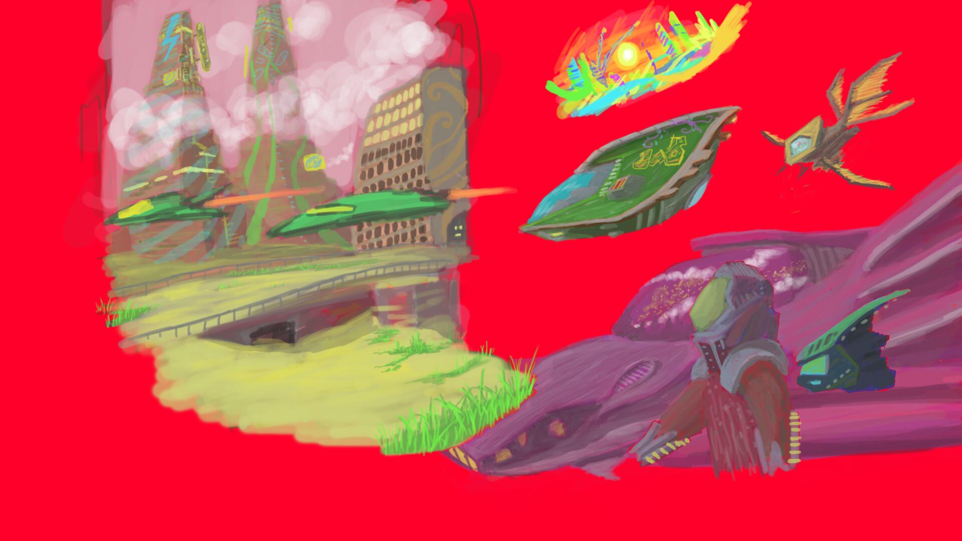 Alexander laheij doodle 14