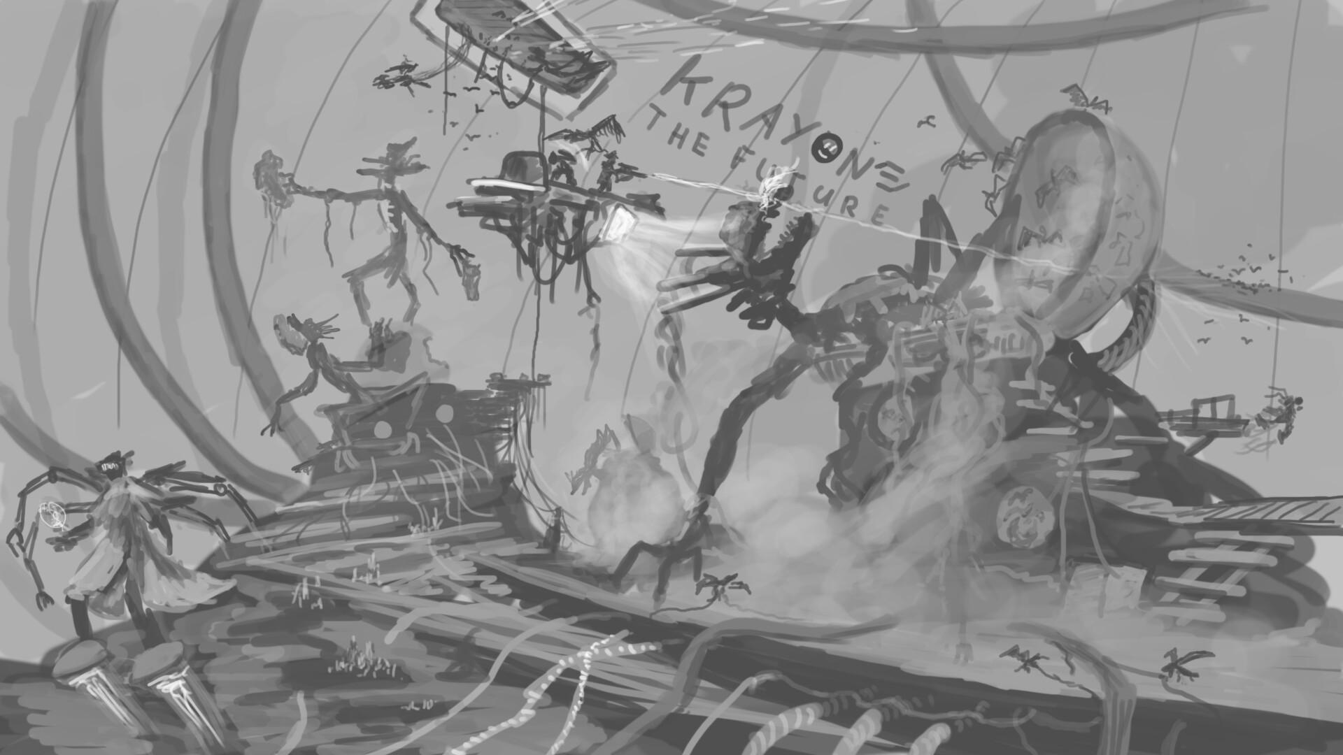 Alexander laheij doodle 20