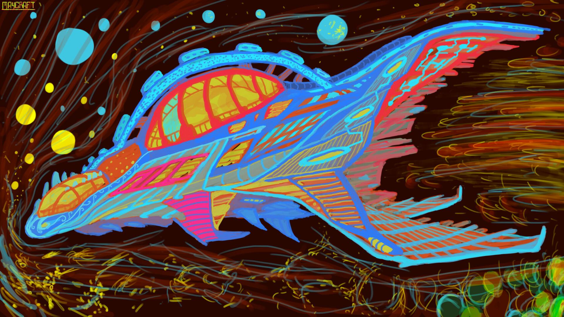 Alexander laheij doodle 06