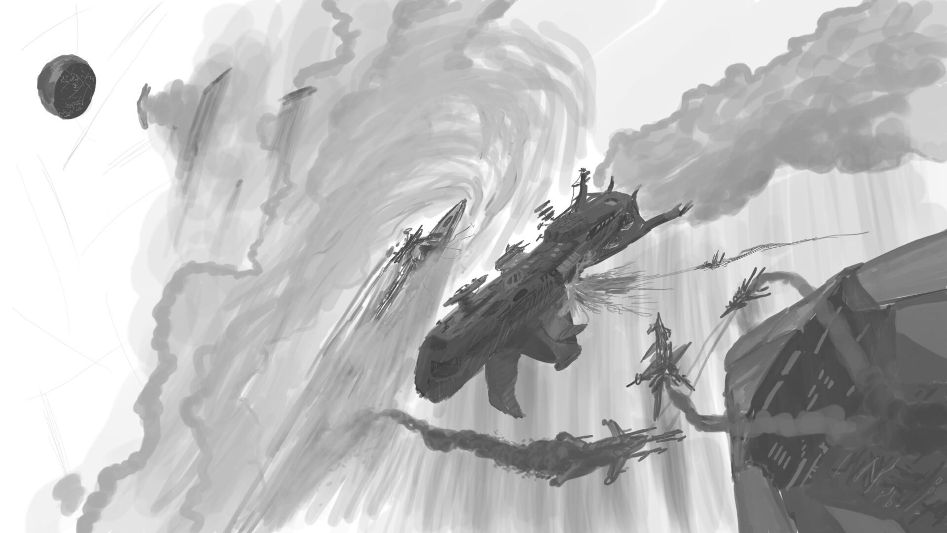 Alexander laheij doodle 07