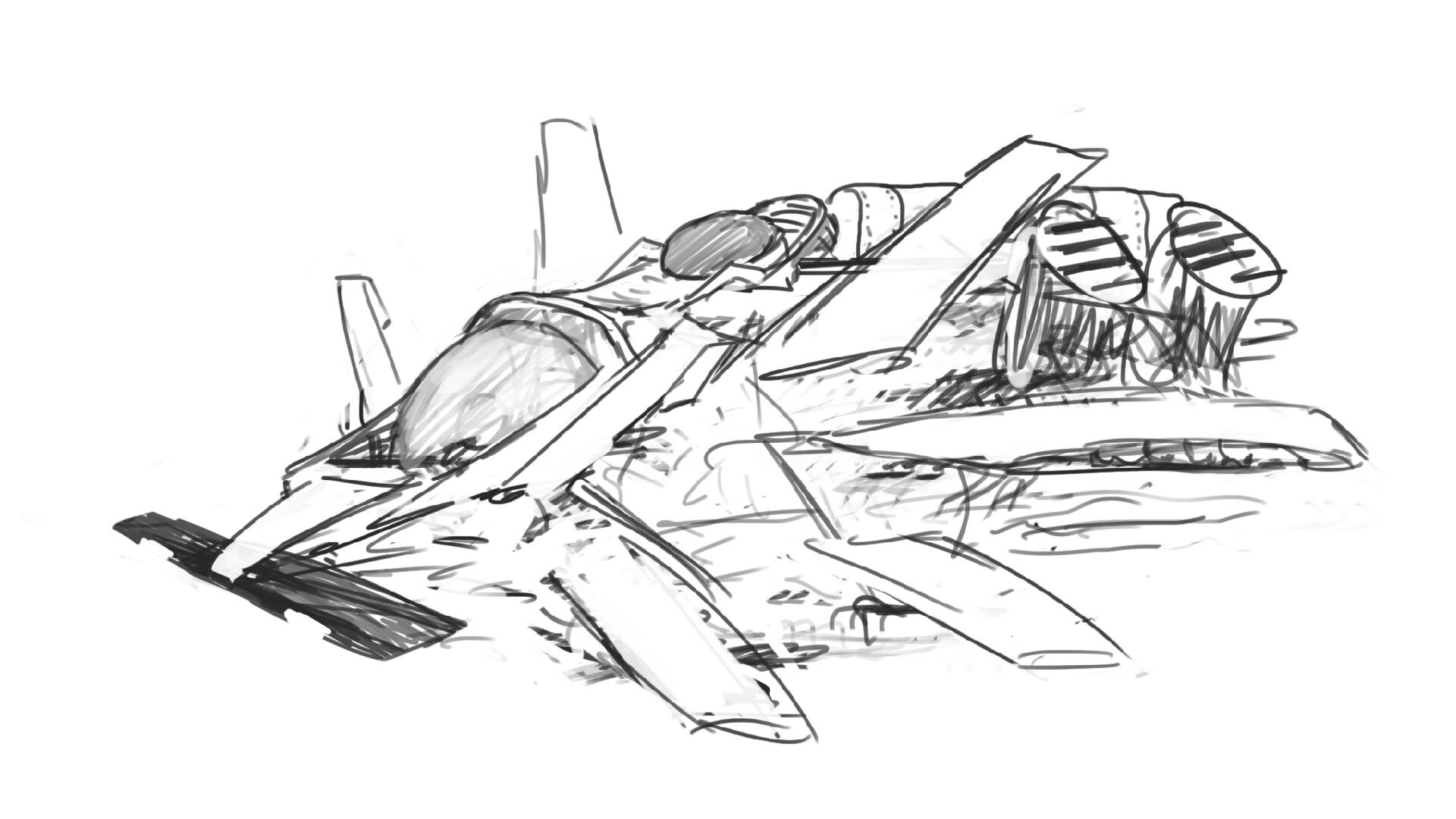 Alexander laheij drawing10 90