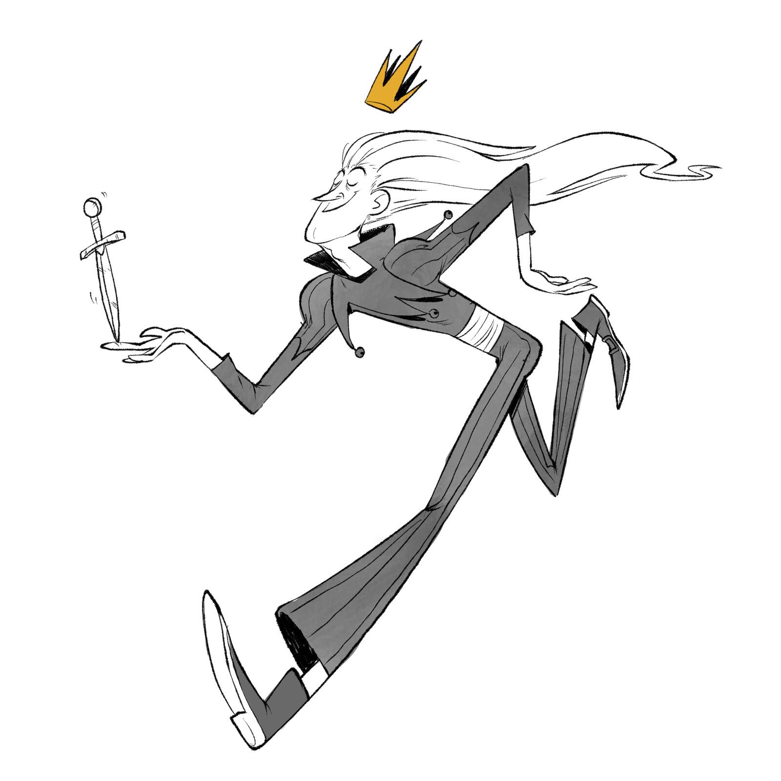 Running Dude