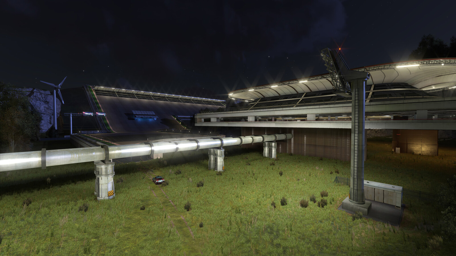 Trackmania 2 - Valley : Stadium