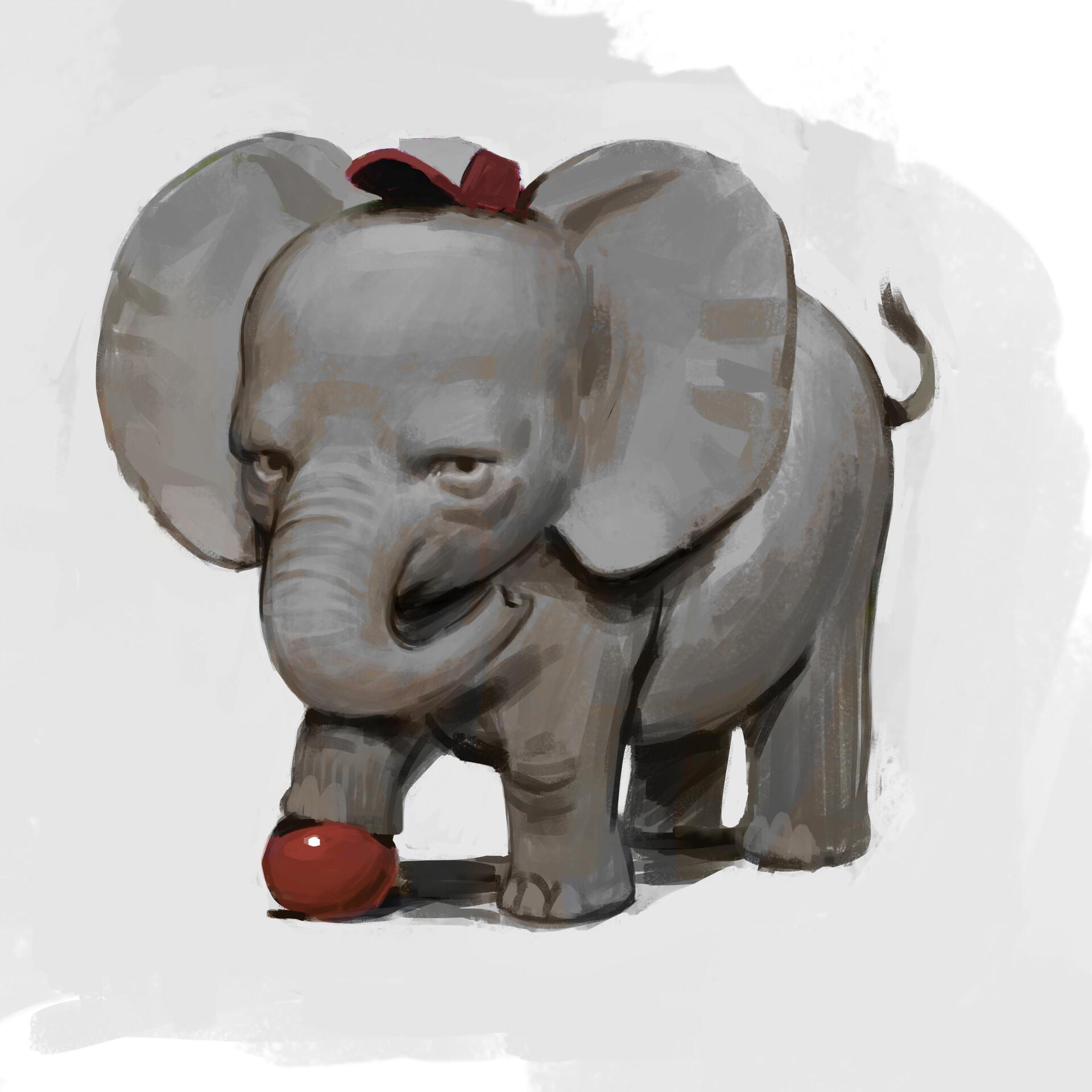 Jens claessens olifant