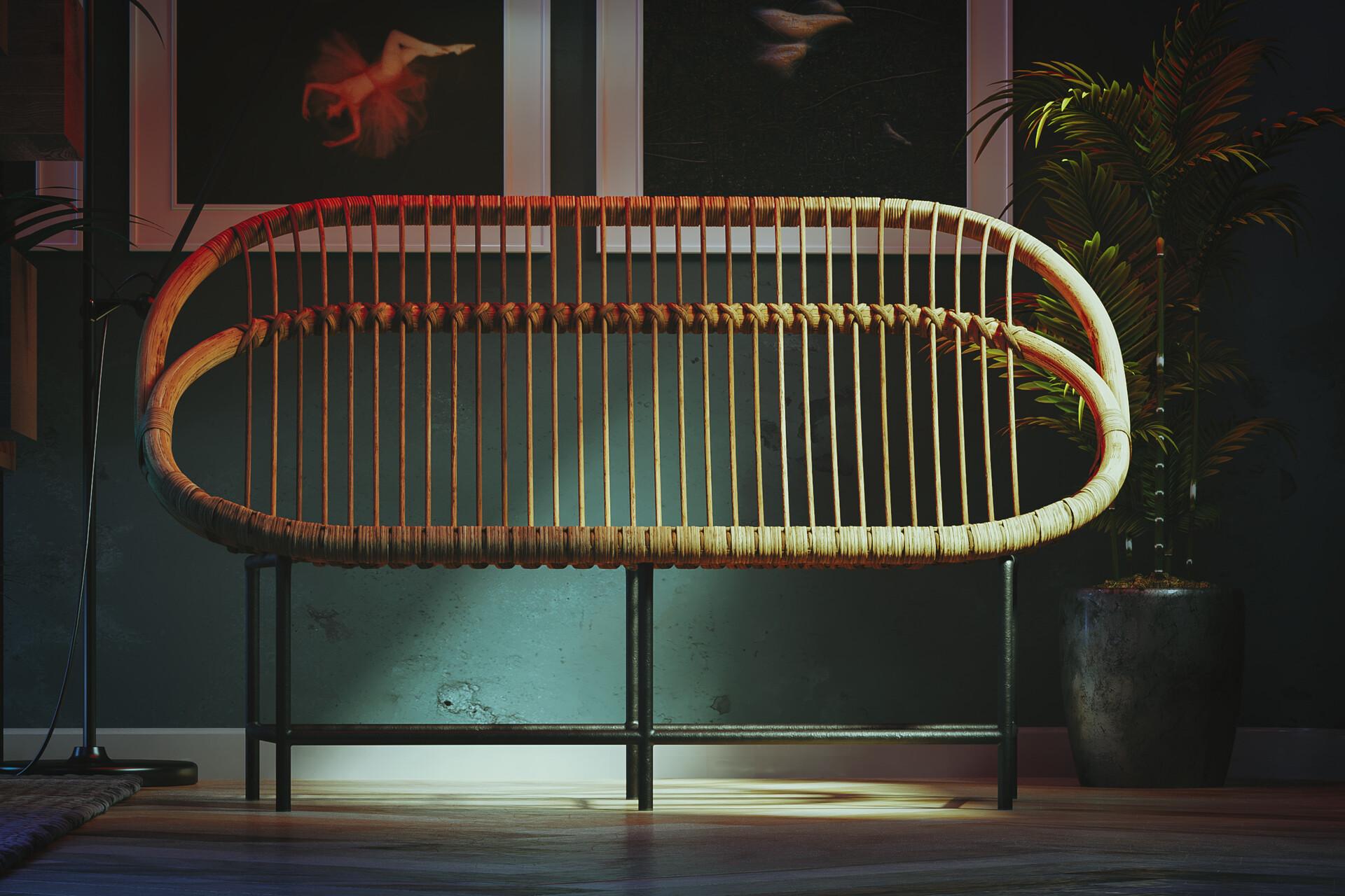 Elias seifi rattan sofa 018
