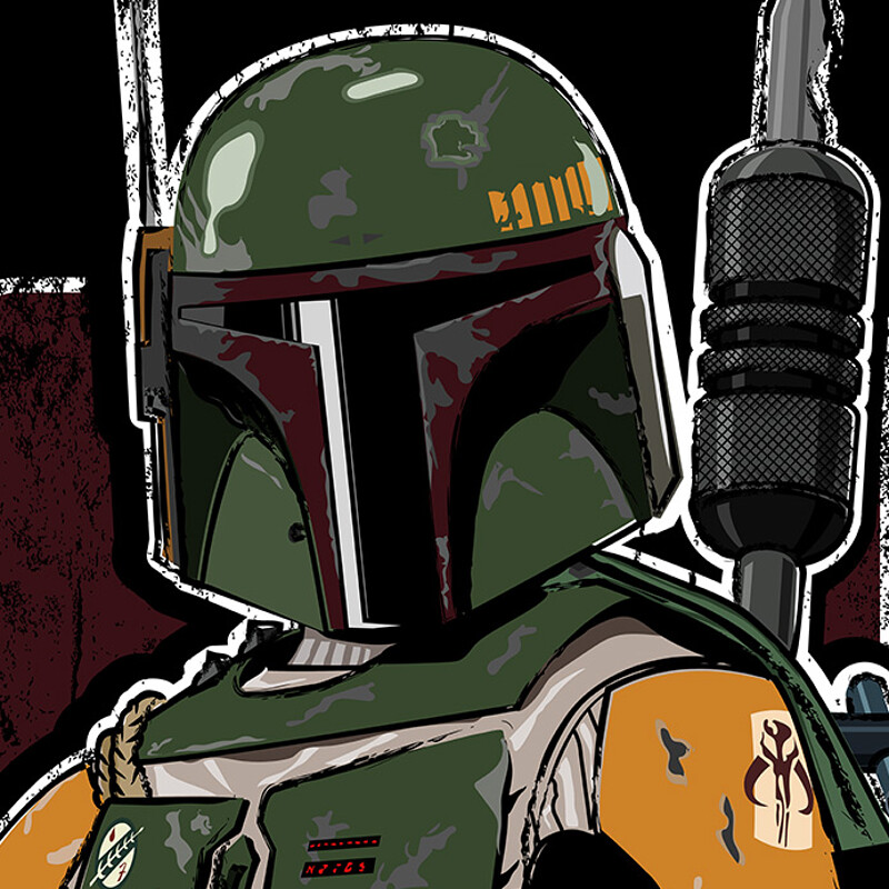 Boba Fett - Star Wars Celebration London