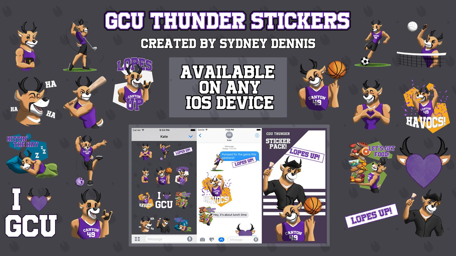App Link: https://apps.apple.com/us/app/gcu-thunder-stickers/id1273454335?app=messages