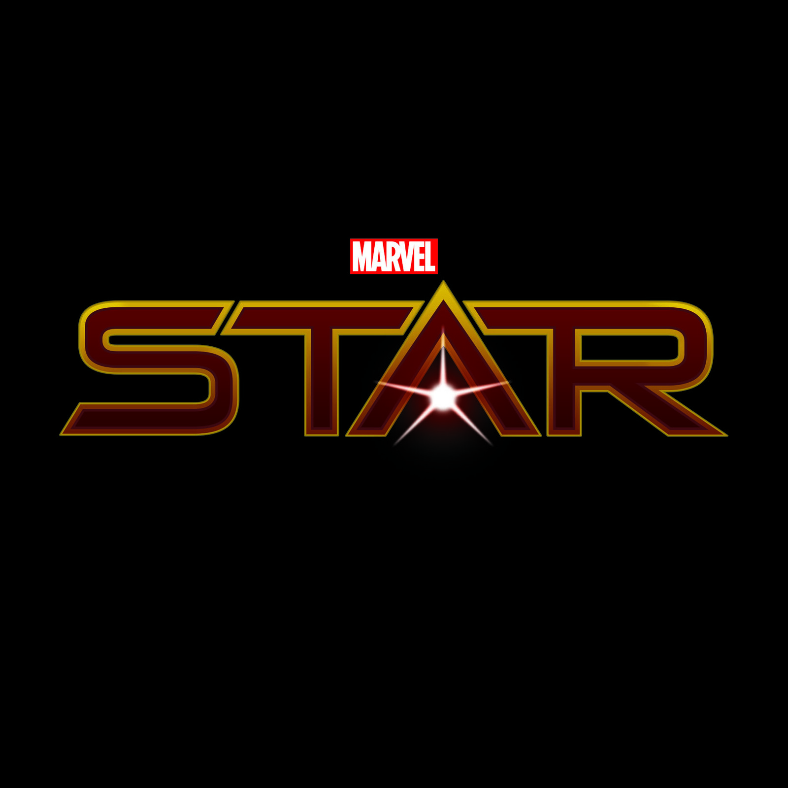 "Marvel's ""STAR"" Logo Design"