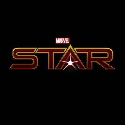 """Marvel's """"STAR"""" Logo Design"""
