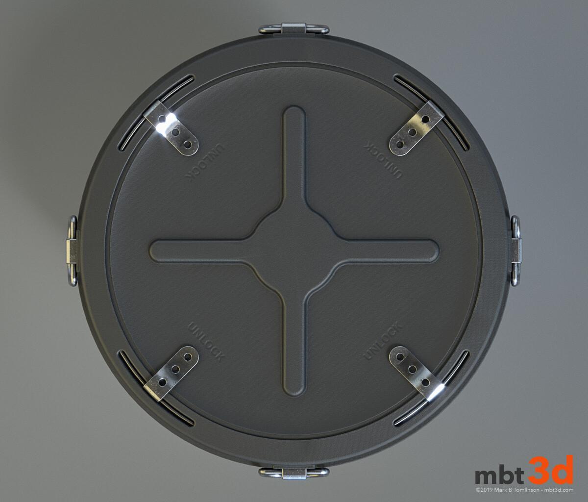 Mark b tomlinson drum 04