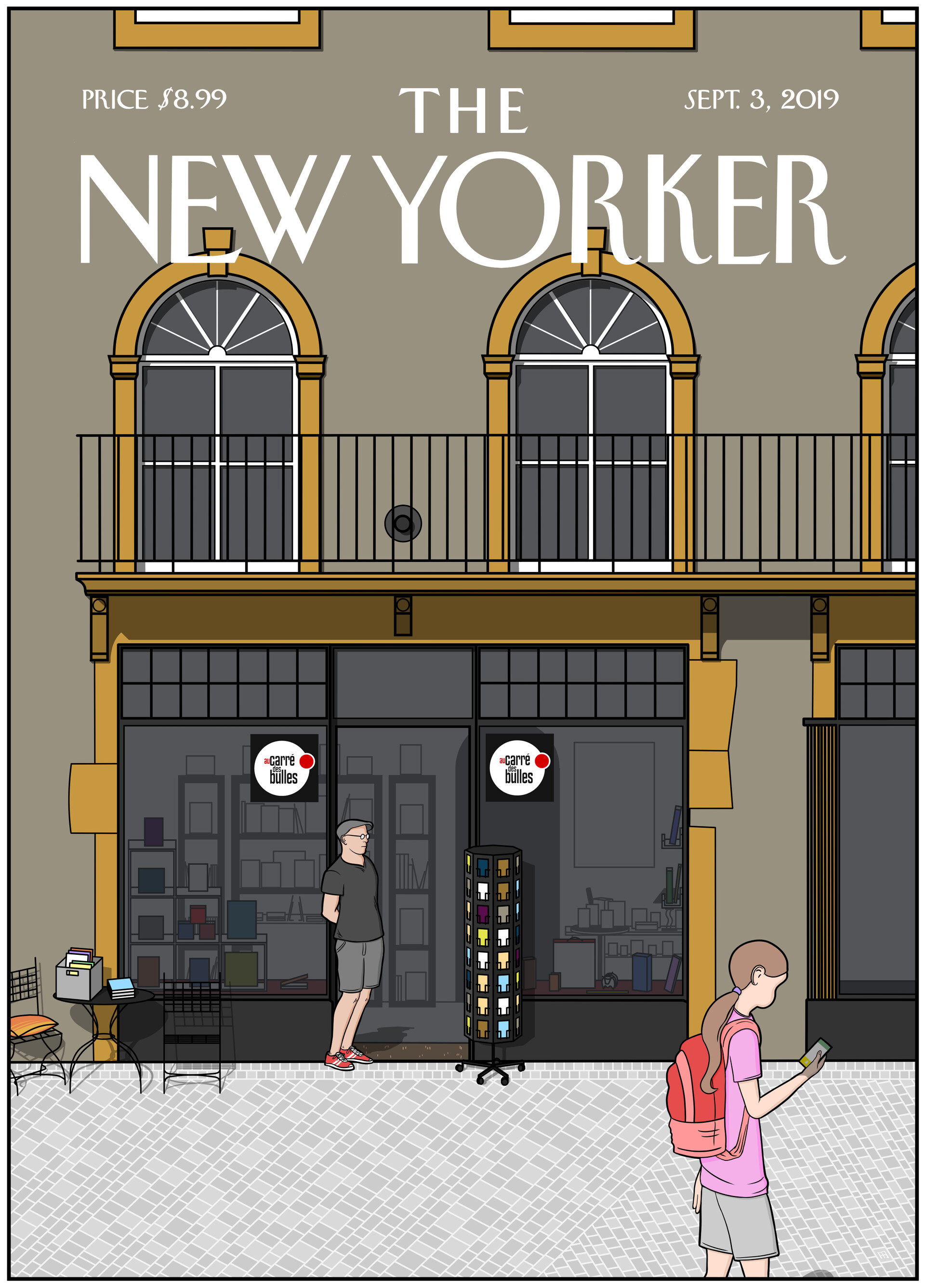 Chris Ware tribute - final release