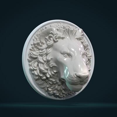 Alexander volynov lion hex 01 1