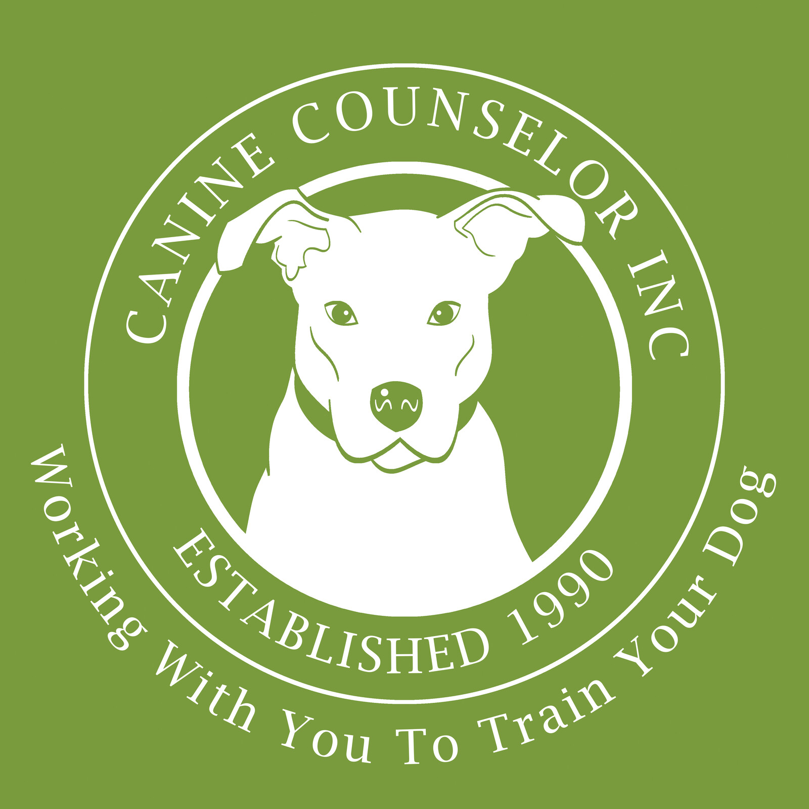 Canine Counselor Inc. Logo