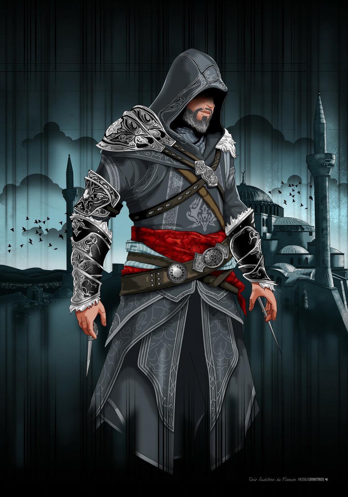 Ezio Auditore Da Firenze (Kostantiniyye 1511)